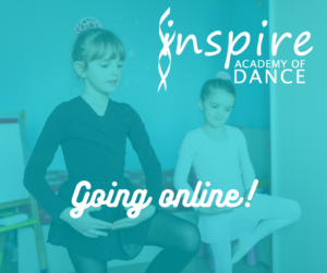 Online Dance Classes with Inspire Academy of Dance